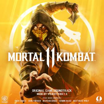 Mortal Kombat 11 Original Game Soundtrack. Front. Нажмите, чтобы увеличить.