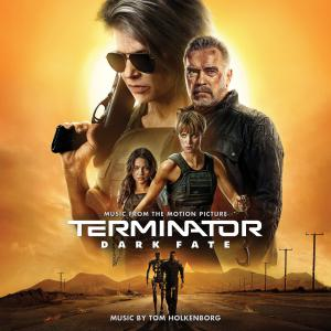 Terminator: Dark Fate Music from the Motion Picture. Front. Нажмите, чтобы увеличить.