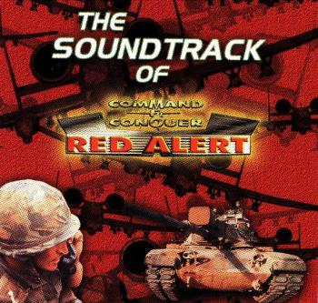 Music Of Command & Conquer: Red Alert, The. Front. Нажмите, чтобы увеличить.