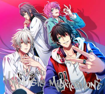 Enter the Hypnosis Microphone [Limited Edition Drama Track Edition]. Front. Нажмите, чтобы увеличить.