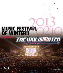 THE IDOLM@STER MUSIC FESTIV@L OF WINTER!! Day Time, The. Front. Нажмите, чтобы увеличить.