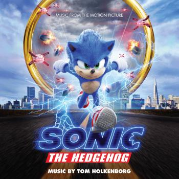 Sonic The Hedgehog Music from the Motion Picture. Front. Нажмите, чтобы увеличить.