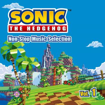Sonic The Hedgehog / Non-Stop Music Selection Vol.1. Front. Нажмите, чтобы увеличить.