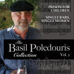 Basil Poledouris Collection Vol: 2 - Prison for Children / Single Bars, Single Women Original Score, The. Передняя обложка. Нажмите, чтобы увеличить.