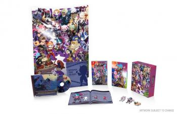 Disgaea 6: Defiance of Destiny - Defiance of Dissonance. Package. Нажмите, чтобы увеличить.