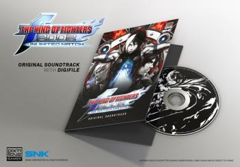 THE KING OF FIGHTERS 2002 UNLIMITED MATCH Original Soundtrack. Contents Album Sample. Нажмите, чтобы увеличить.
