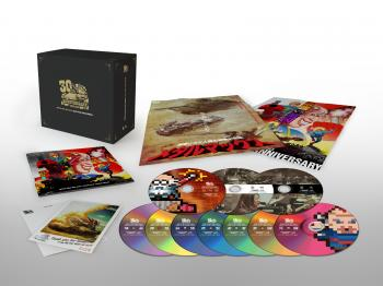 METAL MAX 30th Anniv. Sound Track Limited Edition. Contents. Нажмите, чтобы увеличить.