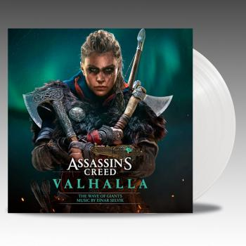 Assassin's Creed Valhalla: The Wave of Giants. Front (sample). Нажмите, чтобы увеличить.