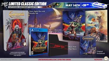 Castlevania Anniversary Collection Original Soundtrack. Package. Нажмите, чтобы увеличить.