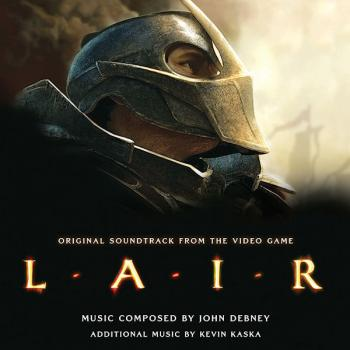 Lair Original Soundtrack from the Video Game [Limited Edition]. Front. Нажмите, чтобы увеличить.