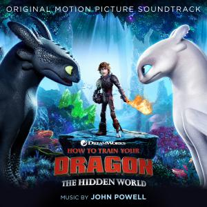 How to Train Your Dragon: The Hidden World Original Motion Picture Soundtrack. Front. Нажмите, чтобы увеличить.